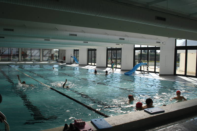 Piscine intercommunale ville de bassens for Club piscine dorion horaire